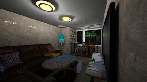 House Bar - by lotem
