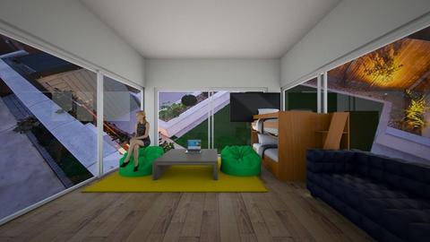 Marinas room - Bedroom  - by MomoBeag