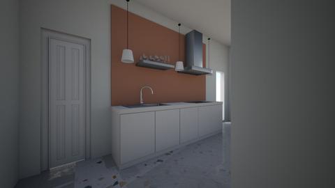 Tempelhof kitchen - by julienb