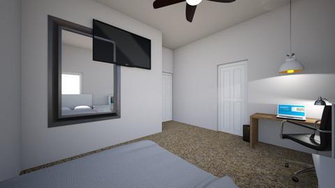 My Bedroom Design 2020 - Modern - Bedroom  - by its_rachel72