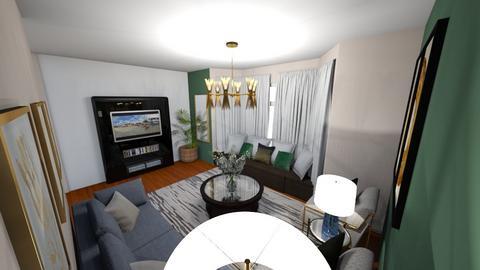 IRASEMA - Living room - by Oscar Moyeda