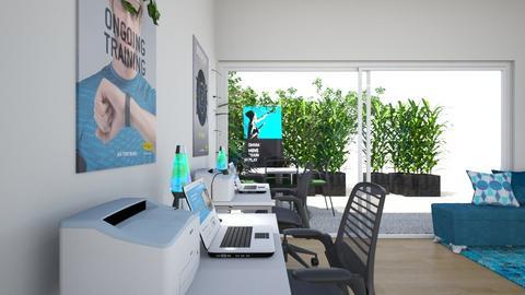 AOD - Modern - Office  - by abrahamsamanguns