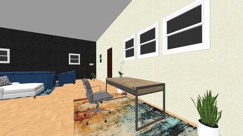attic loft - by Princadeux