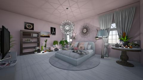 bedroom - Bedroom - by Alima5A