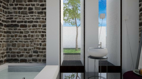 The Sunk Bath - Modern - Bathroom  - by 3rdfloor