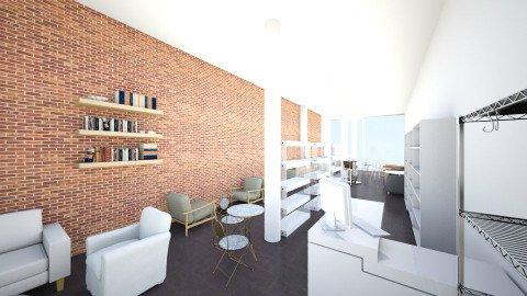 St Joan 13 - Eclectic - Office  - by 5sensesbcn