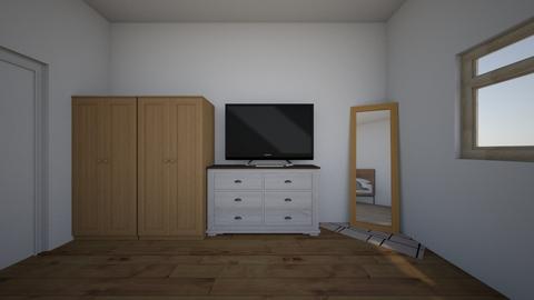 Fers room - Bedroom  - by jcpnkmn