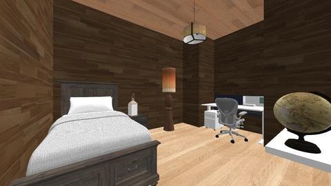 Bedroom - Rustic - by Grimdulf