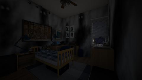 Scary - Bedroom  - by SammyJPili