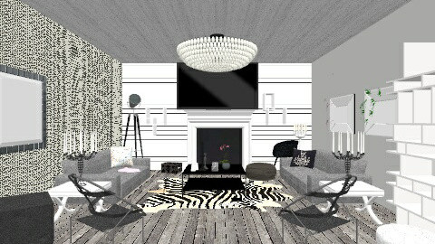 Whit Harper - Vintage - Living room  - by William Harper_818