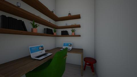 Apartment 2 - Office  - by ec1111