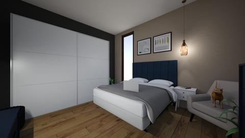 Faisal - Modern - Bedroom  - by fil7s
