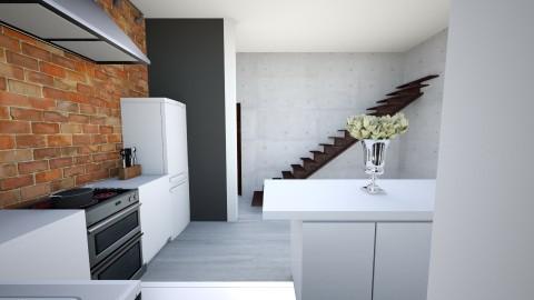 gh - Retro - Kitchen  - by ewcia11115555