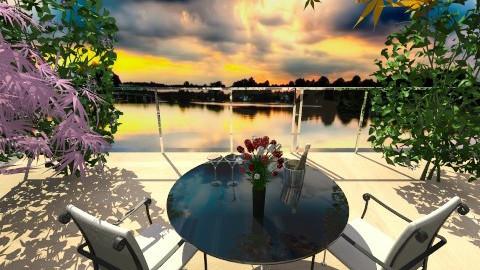 Romanse - Classic - Garden  - by Jacunskyy