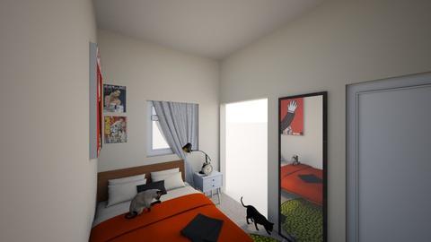 Danielle Watson - Bedroom  - by timahtee