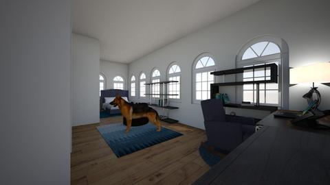 Tennage Boy Room - Modern - Bedroom - by Flamingprincess