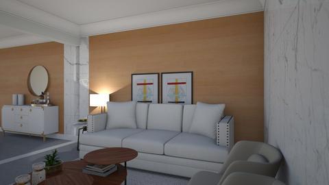 Nosso Ape novo - Living room - by aletamahi