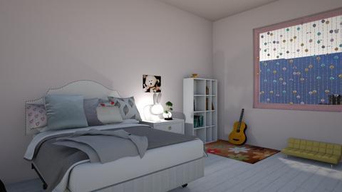 Rose 1 - Bedroom  - by park7