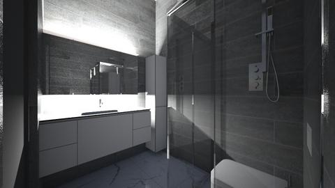 4m2 - Bathroom  - by 32000
