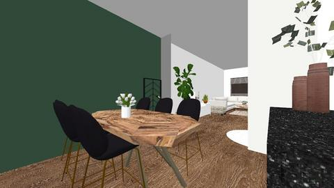 Tulpstraat - Living room  - by Tina1996