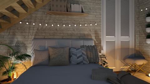 Cozy Bedroom - Feminine - Bedroom  - by Dragonets of Destiny