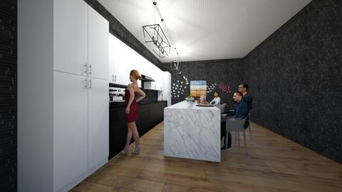 Kitchen  - Kitchen  - by Sophia_