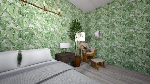 Evedreamroom - Modern - Bedroom  - by eschau2893