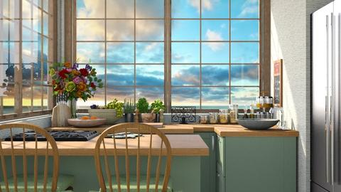 home - Kitchen  - by daydreamer84