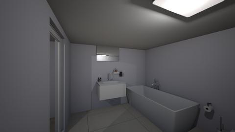 My room test - Modern - Bathroom  - by riseno123