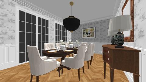 Dining Room - Dining room  - by virtuestella