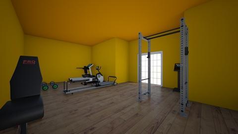 Gymming - by kfoulk1198