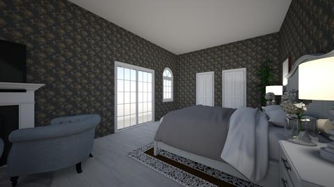Viktuuri room - Classic - Bedroom  - by Ochako