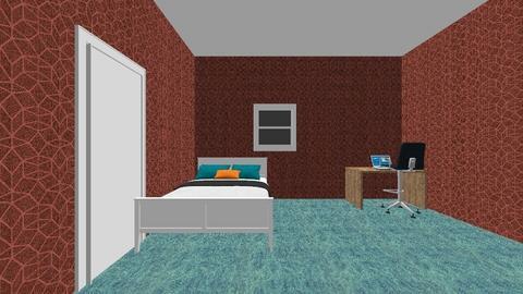 entertaiment room - by tanishka nagpal