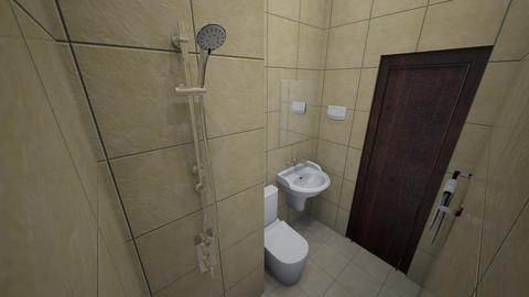 Condo Interiors_Bathroom - Modern - Living room - by danes