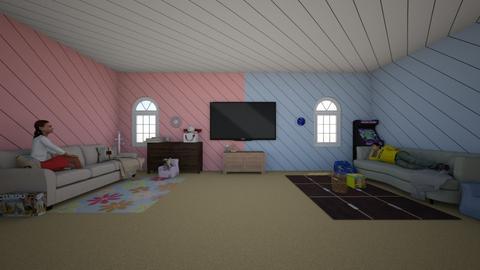 kids living room - by thomasr331