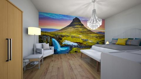 Beautiful Mountain View - Bedroom  - by Happyliving