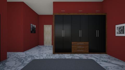 Cuarto de Daka 9 - Bedroom  - by PaolaRoque