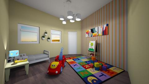 Toddlers room - Kids room  - by David0