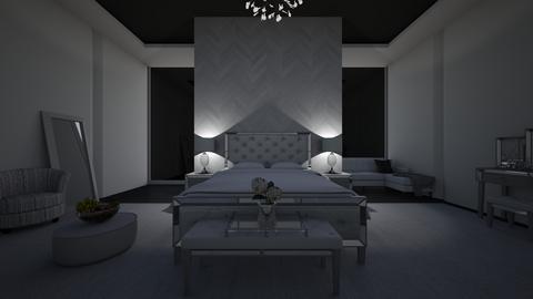 luxury bedroom - Bedroom  - by joetee