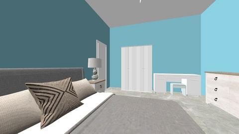 ns - Rustic - Bedroom - by esmenette145