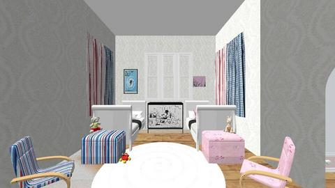 toddler twin closet - Kids room  - by mint makes