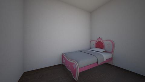Ellas Room - Bedroom  - by ellaanne21