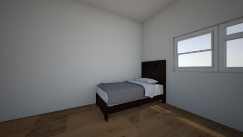 Soverom Feddersens Gate - Modern - Bedroom  - by benjaminhernes