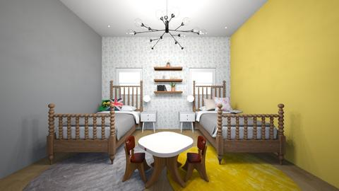 kids room - Kids room  - by grace_interior