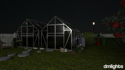 pepiniere - Rustic - Garden  - by DMLights-user-1541987