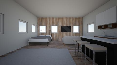 cabin core - Kitchen  - by Charlotte Lotte