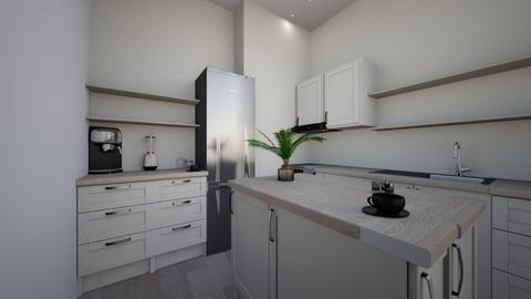 kitchen  - Kitchen - by homedecoinesv