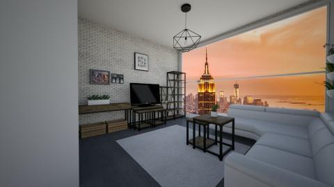WOW - Modern - Living room  - by Annus2003