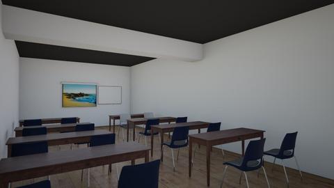 nipm hall1a - Modern - Office  - by iamthobee