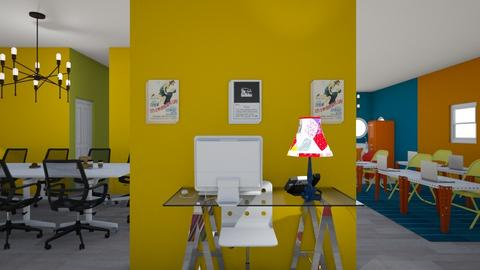 office - by gespinosa